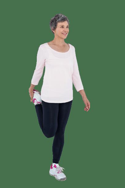 Entrenamiento durante la Menopausia